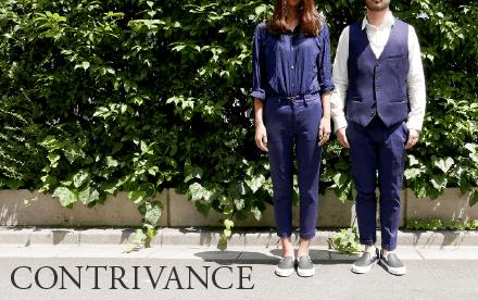 CONTRIVANCE|ホームページ制作|アースリーラフ