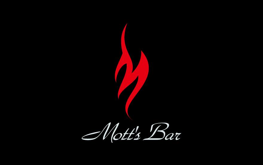 Mott's Bar|ロゴデザイン|アースリーラフ
