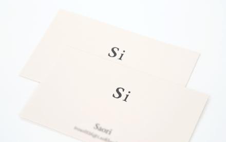 Si|ロゴ・名刺デザイン|アースリーラフ